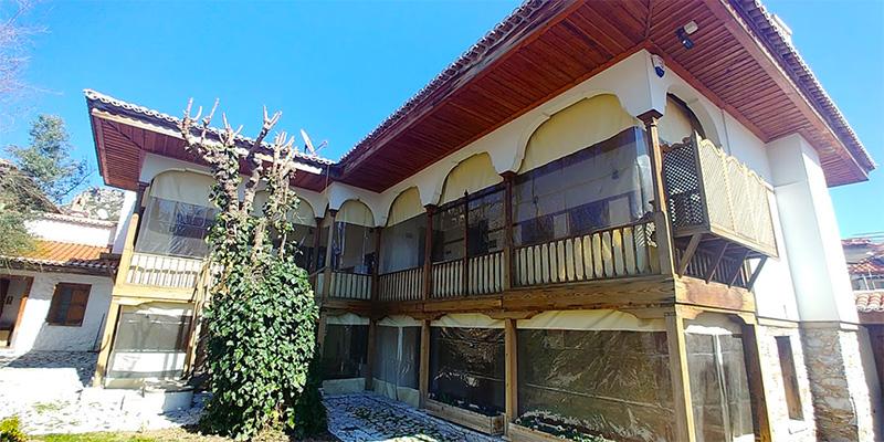 Özbekler Evi